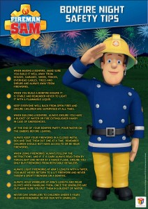 Bonfire Night Safety Tips