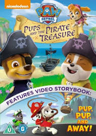 PAW PATROL: PUPS AND THE PIRATE TREASURE -Review
