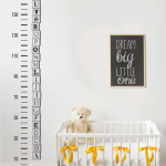Win an Inkmill Vinyl Alphabet Height Chart