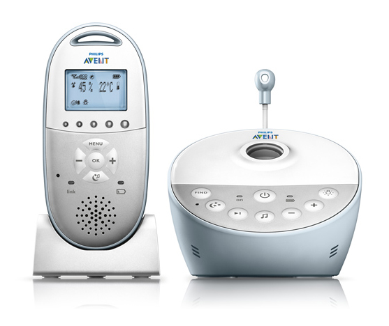 WIN A PHILIPS AVENT BABY MONITOR WORTH £120
