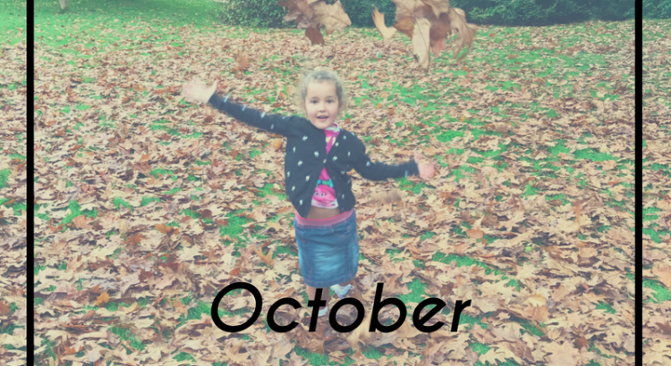 October Half Term Ideas