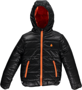DryKids Padded Jacket