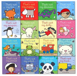 That's Not My Books