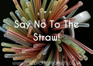 Say No to The Straw